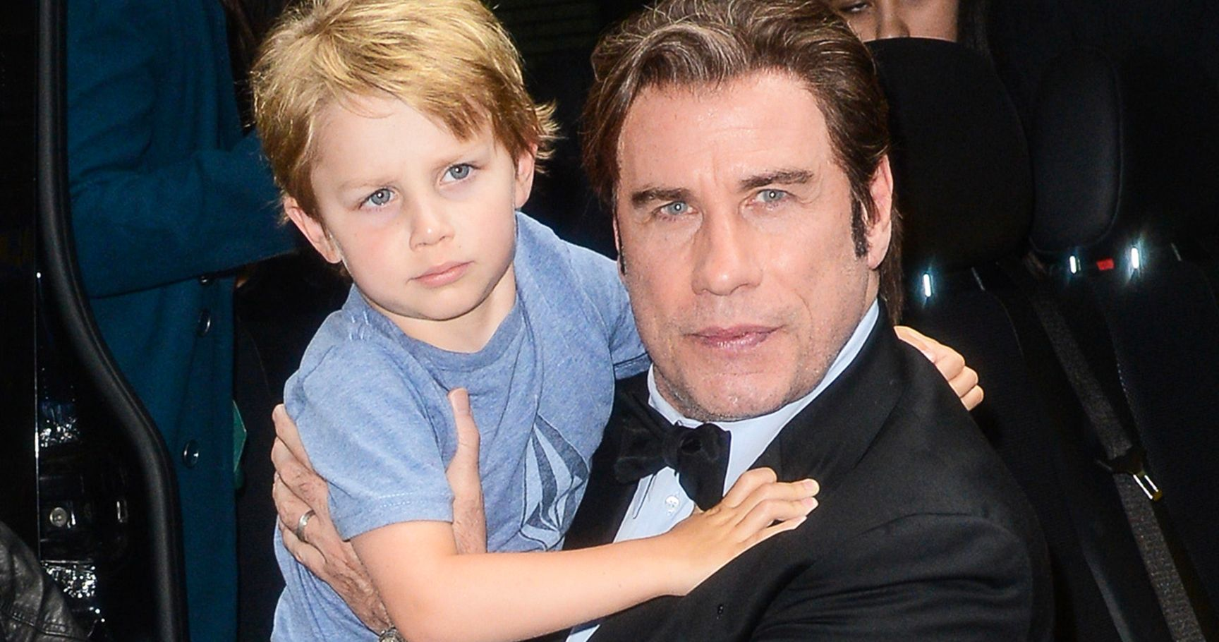 John Travolta And His Family, Then And Now (20 Pics) | Moms