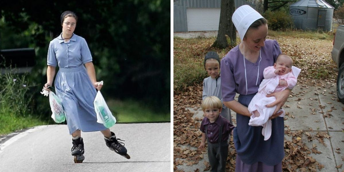 20 Things All Amish Moms Do Differently | Moms