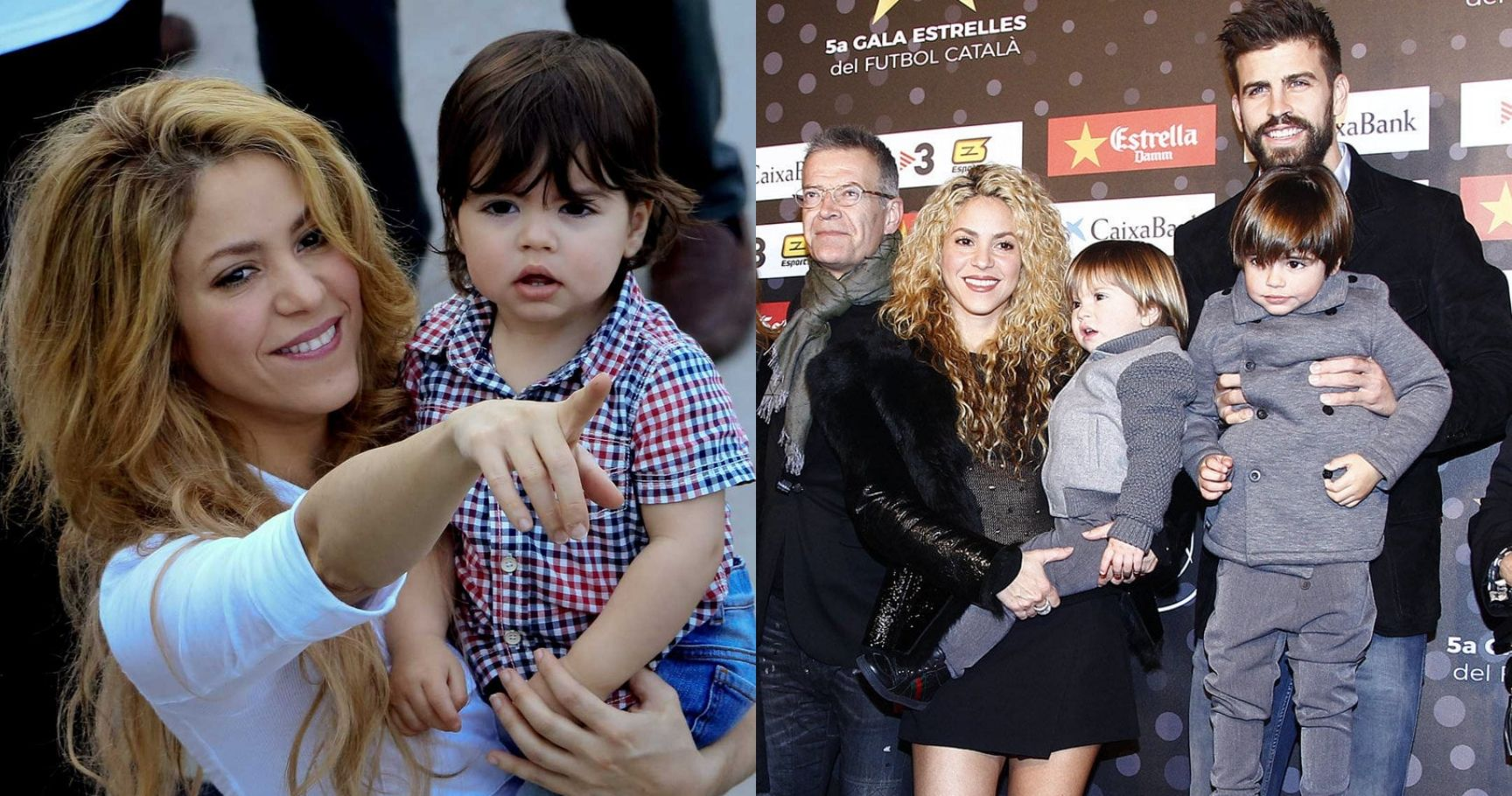 Pics Don T Lie 20 Things We Learned About Motherhood From Shakira