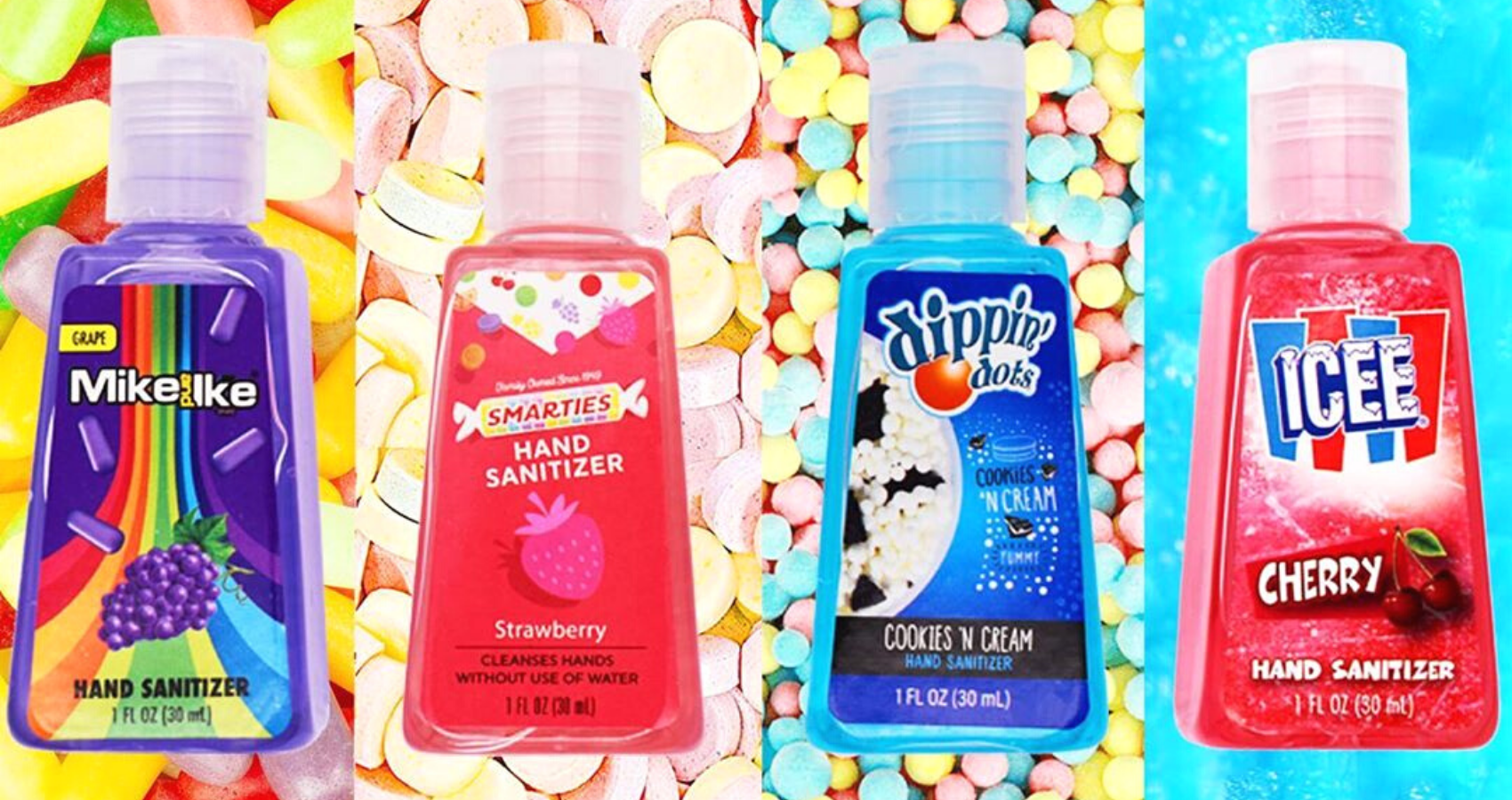 Candy Scented Hand Sanitizers Moms Com