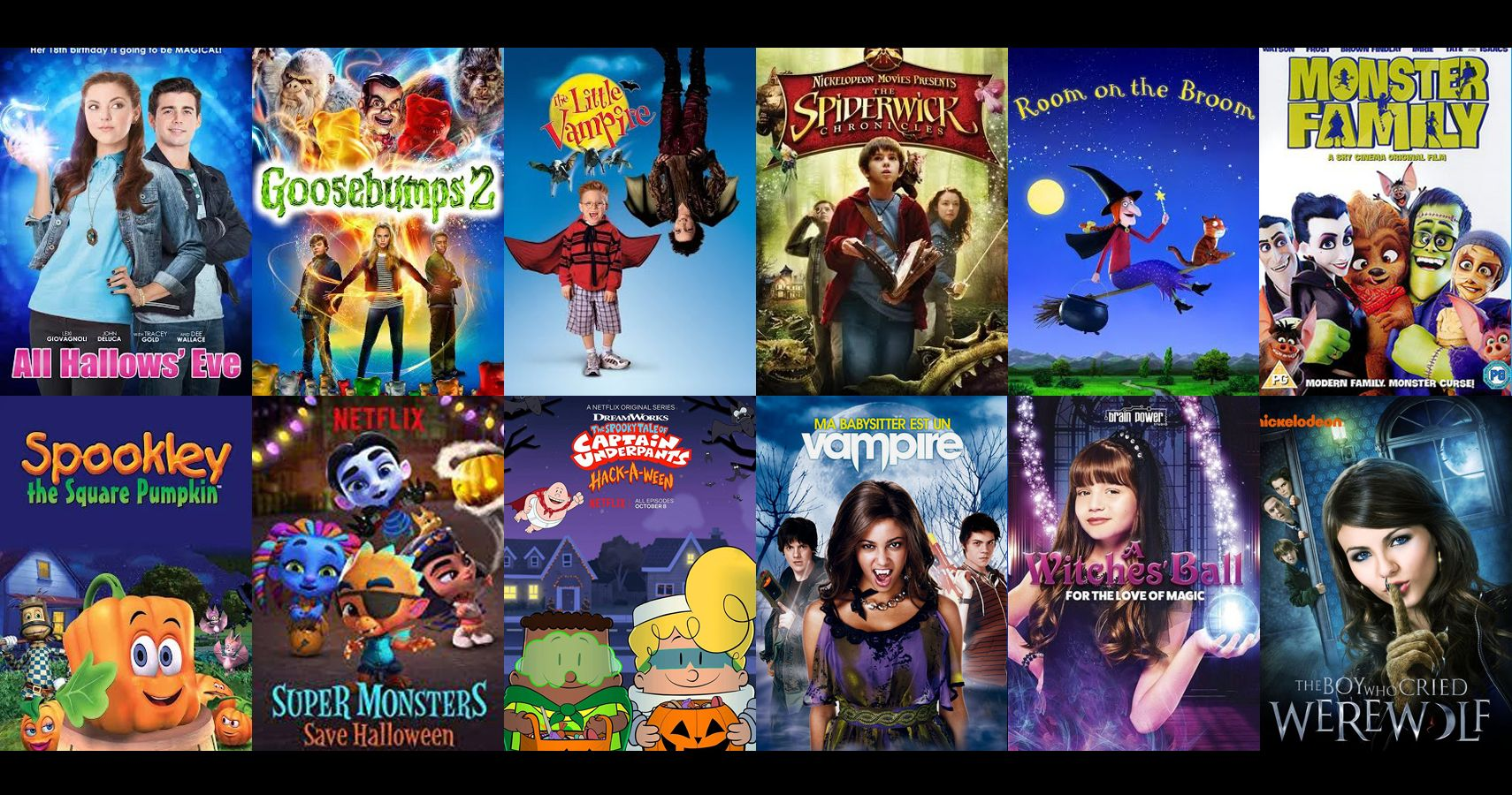 Halloween Film Stream
