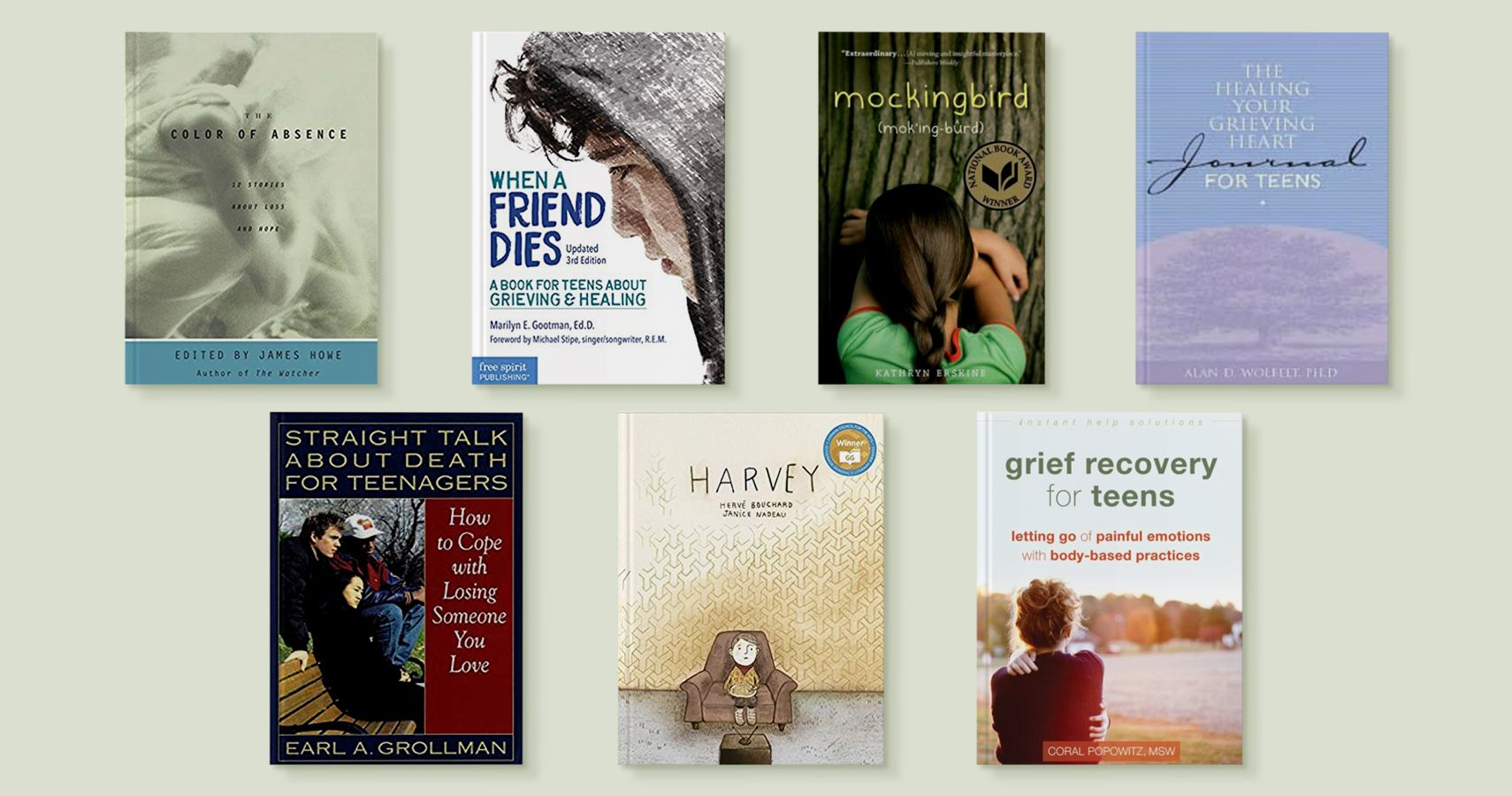 Books On Loss And Mourning For Teens | Moms