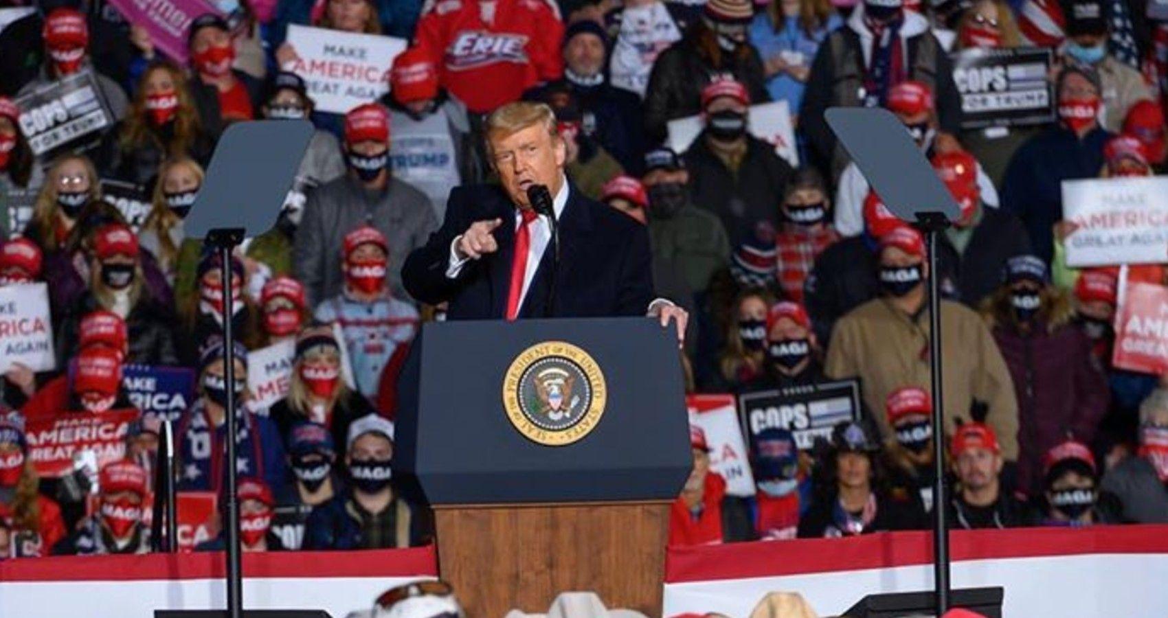 President Trump Caged Children Were Cared For | Moms.com