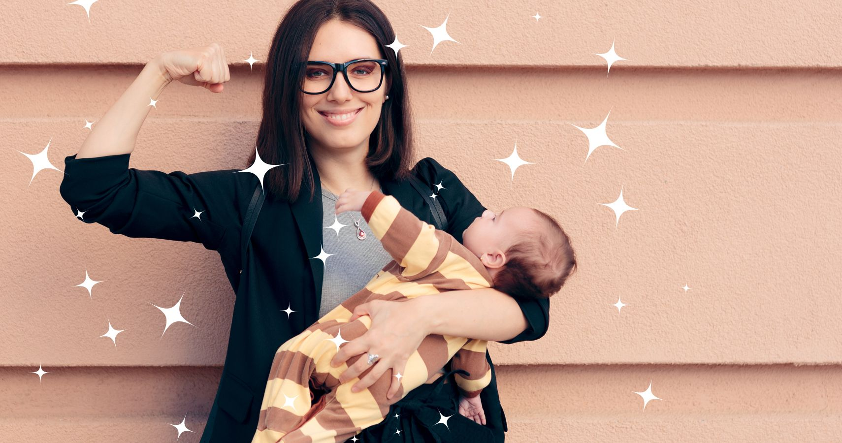 How To Be A Confident Mom Even When You're Feeling Unsure