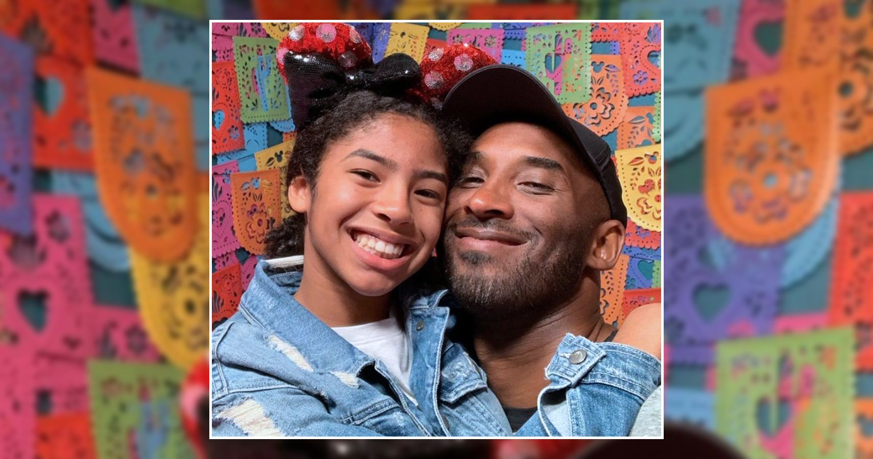 Vanessa Bryant Honors Late Kobe & Gianna For National Father-Daughter Day