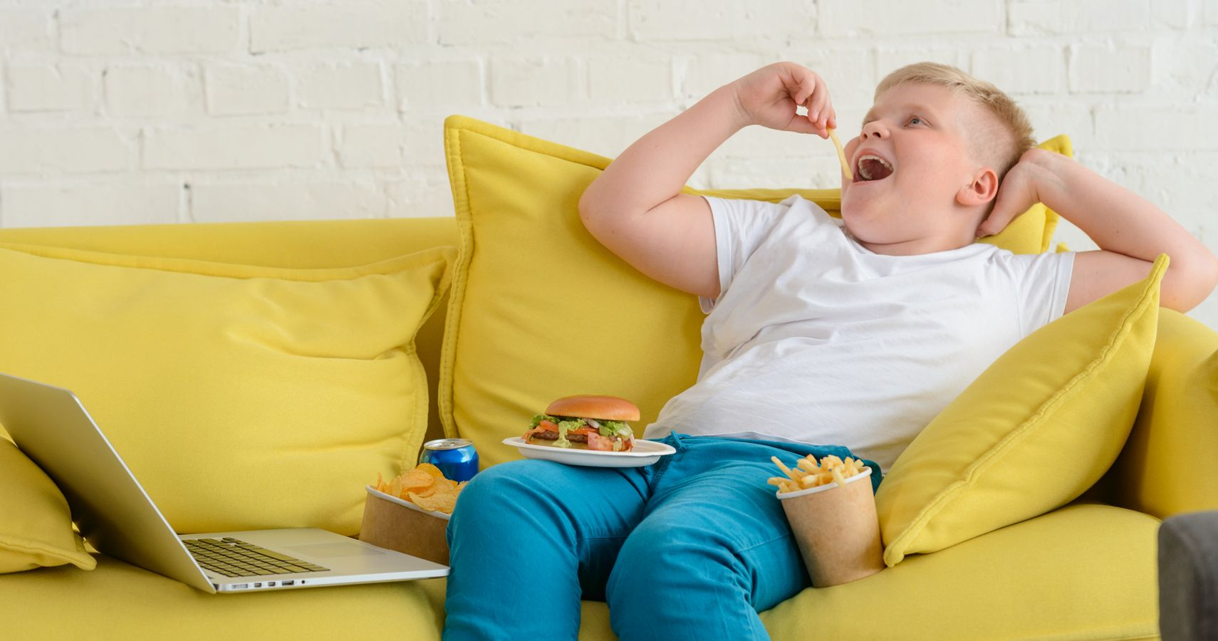 'Kid Influencers' Promote Unhealthy Food To Kids: Study