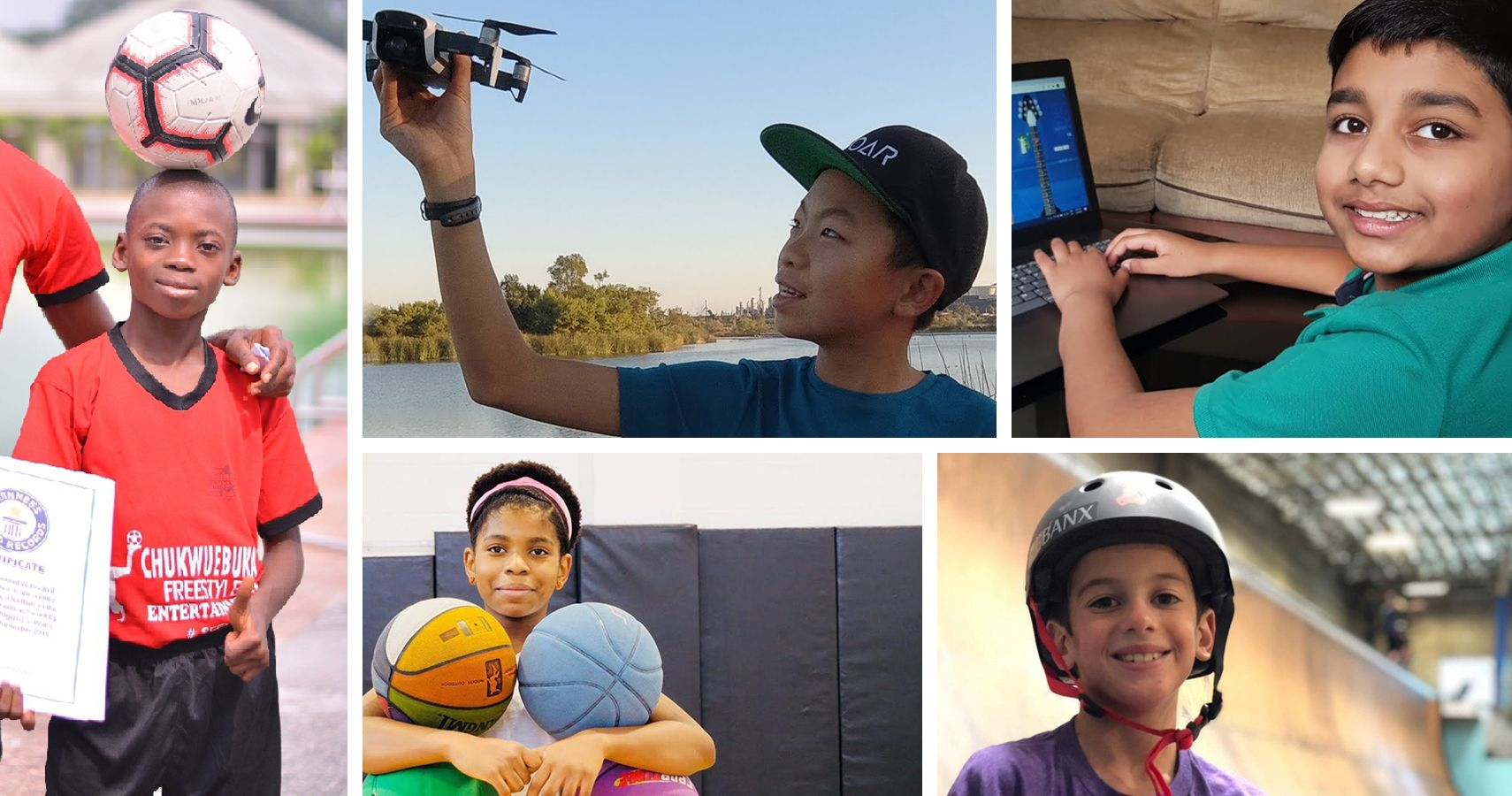 7 Kids Who Broke A Guinness World Record In 2020
