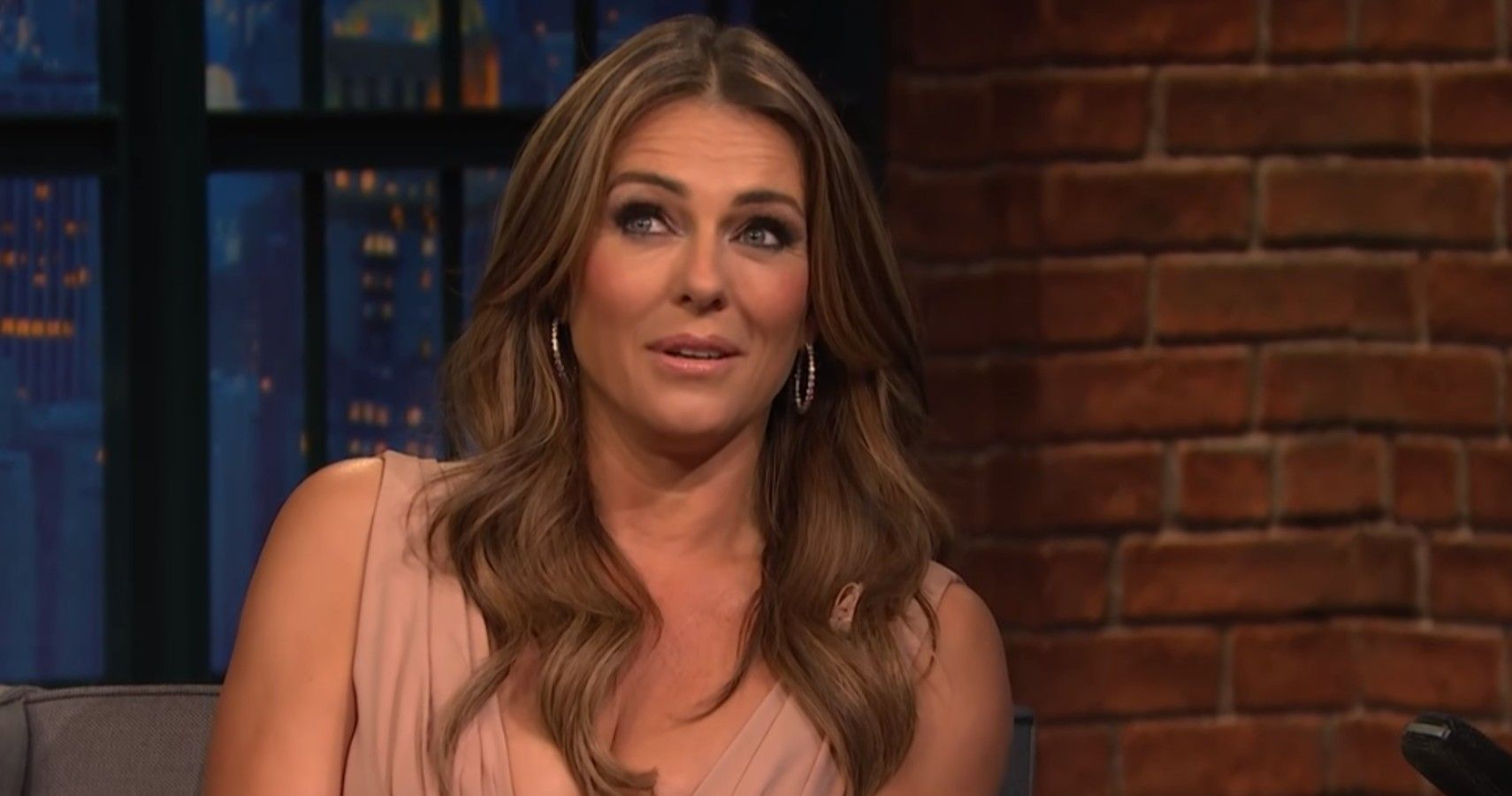 Being A Working Mom Is Hard Says Elizabeth Hurley | Moms.com