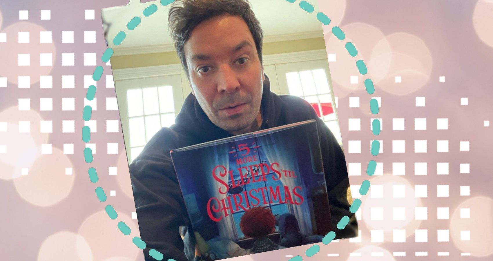 Jimmy Fallon Channels His Love Of Christmas Into A Children's Book