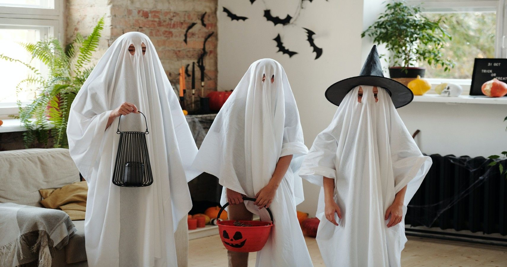 How A Parent's Halloween Fears Can Impact Their Children