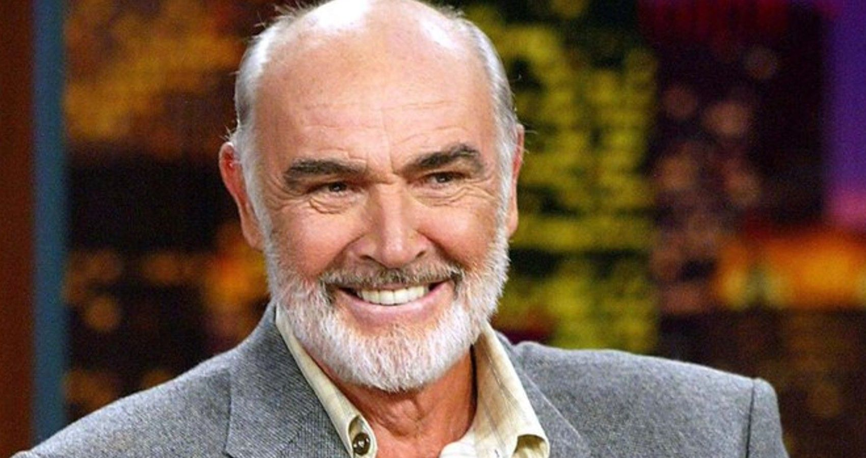 Sean Connery's Picture Show Him Happy With Son | Moms.com