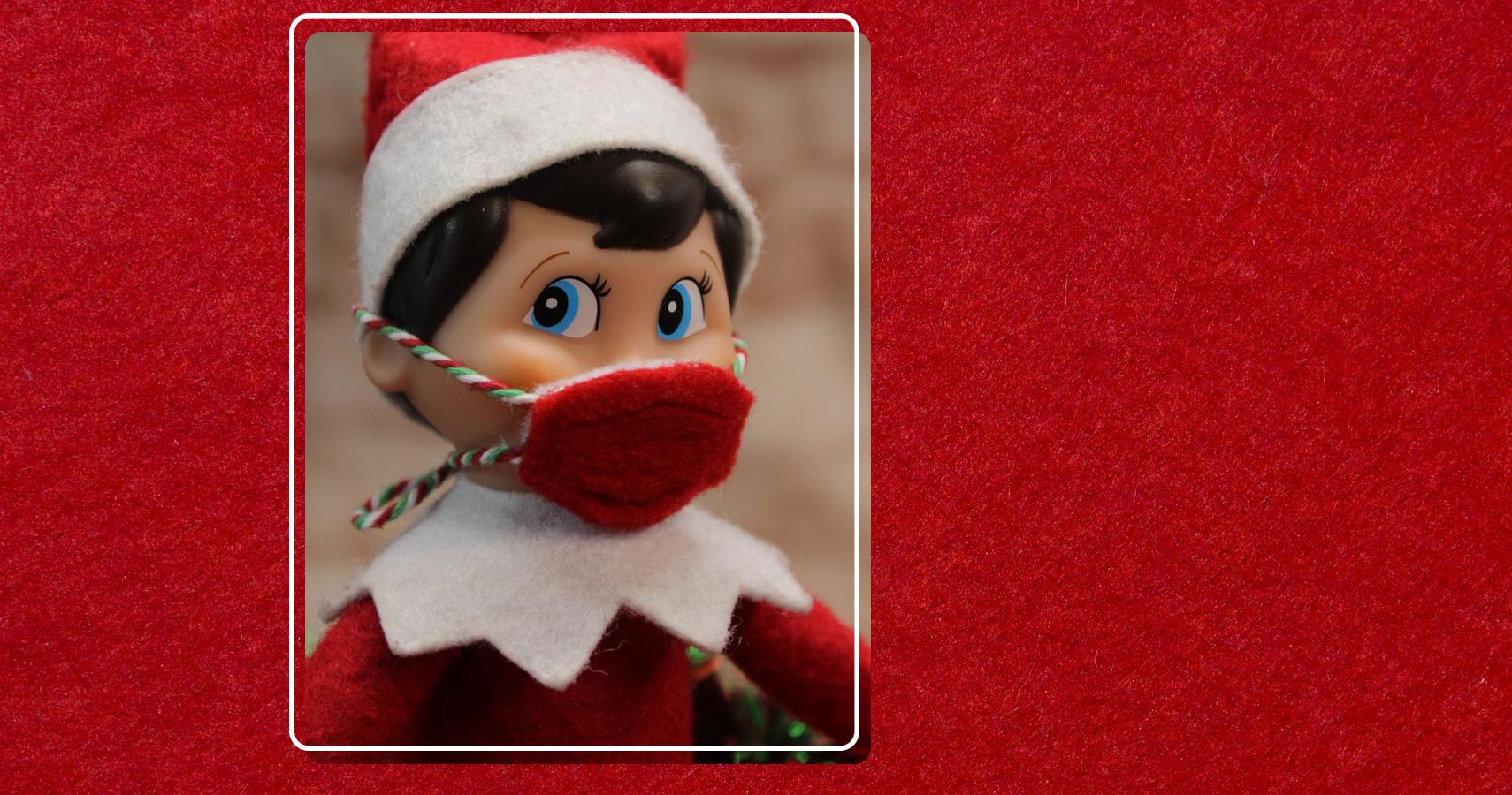 Elf On The Shelf Quarantining In Viral Photo Moms Com