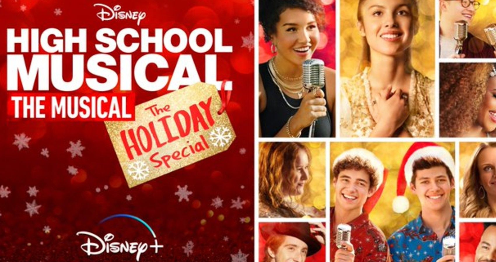 Disney+ Drops 'High School Musical: The Musical: The Holiday Special' Trailer