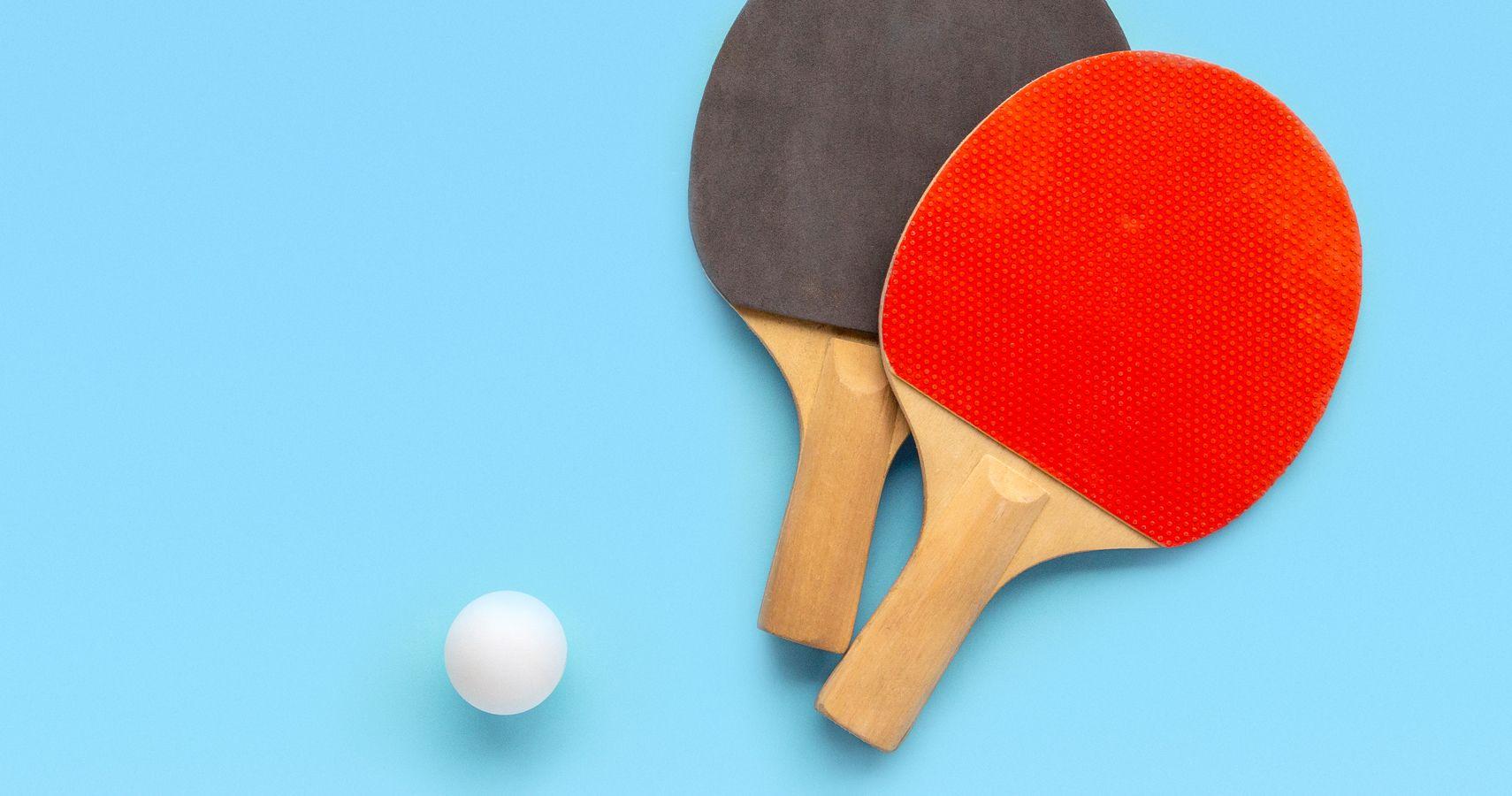 Toddler Playing Ping Pong: Jiang Yunbo | Moms.com