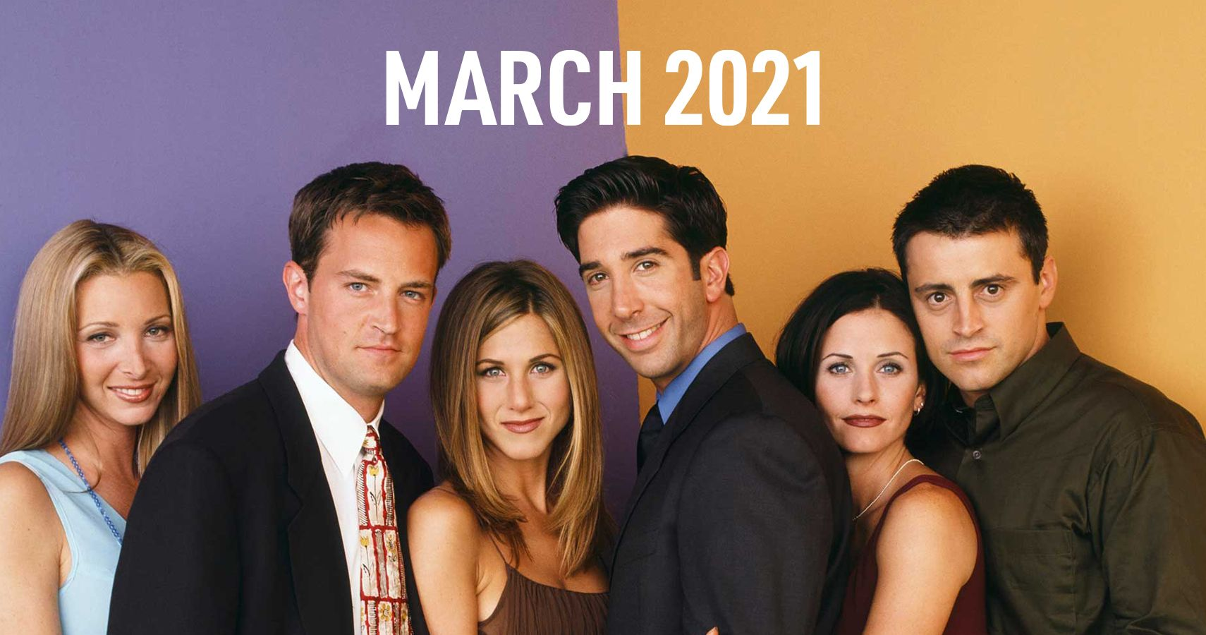 Friends Reunion On HBO Max Release Date | Moms.com