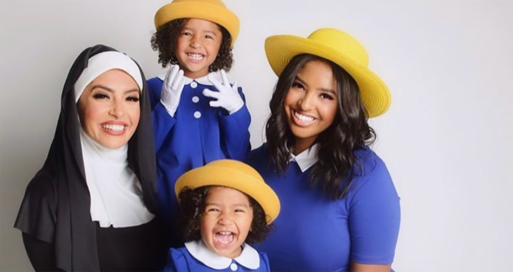 See Vanessa Bryant's Daughter's Cute Costumes | Moms.com